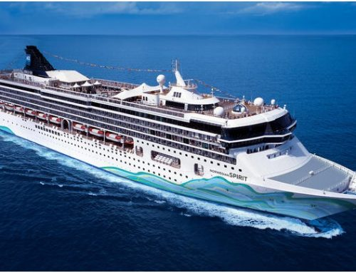 Norwegian Spirit to undergo large  refurbishment project