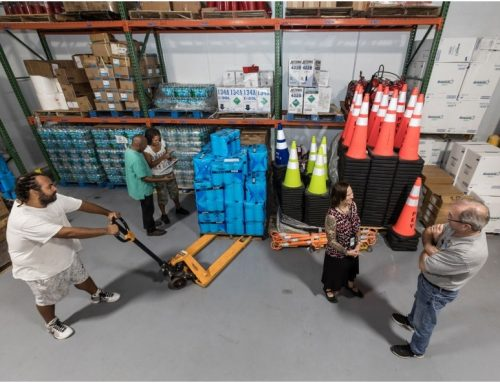 Port Everglades upgrades warehouse