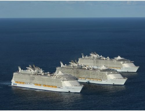 Royal Caribbean reports record earnings