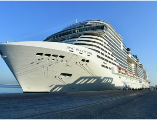 MSC negotiates Dubai berthing rights
