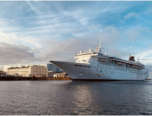 Columbia manages Wismar hotel ship