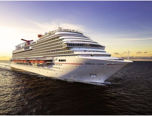 Carnival Corp's record fourth quarter and full year revenues