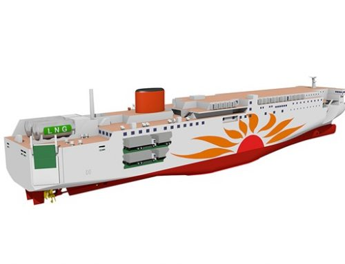 MOL, Mitsubishi finalise LNG-Fuelled ferry deal