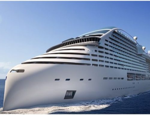 MSC's 'World' class to be fitted with Wärtsilä propulsion systems
