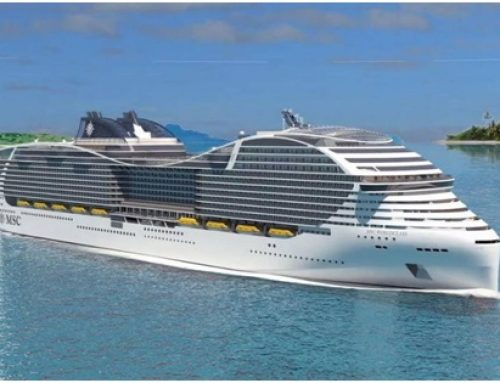 MSC to build more 'World' class ships