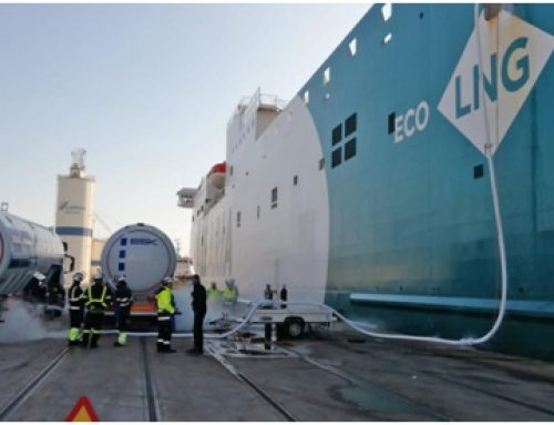 Baleària introduces MTTS LNG bunkering in Valencia