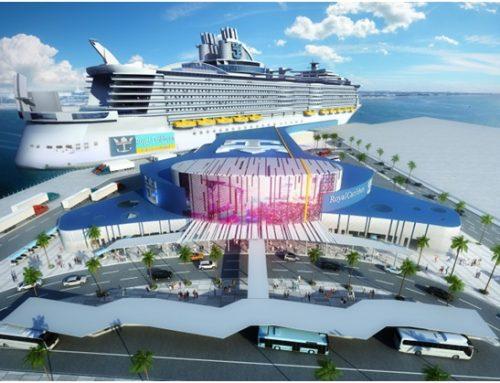 Royal Caribbean to build larger cruise terminal at Galveston