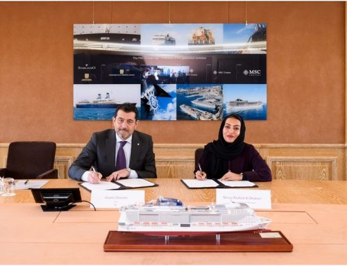 MSC Signs ties up with Abu Dhabi Ports