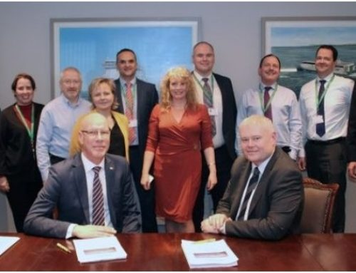 Irish Ferries opts for Hogia Ferry Systems