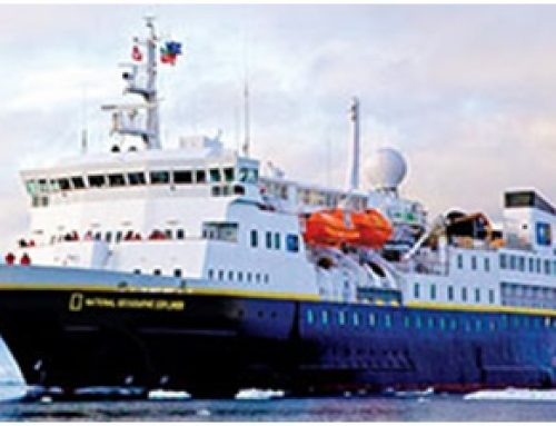 Lindblad claims first self-disinfecting fleet