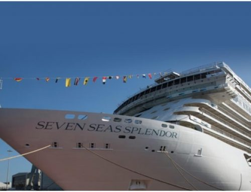 RMI welcomes latest cruise ship