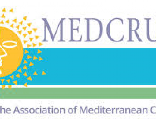 MedCruise shows support