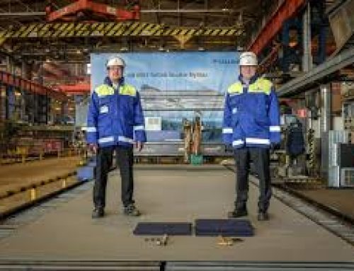 'MyStar' construction starts at Rauma