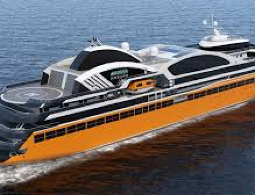 Wärtsilä designs expedition ship