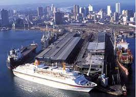 Five cruise ships due in Durban