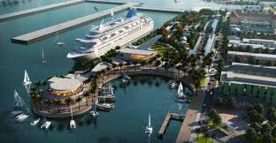 Nassau port redevelopment project gets finance