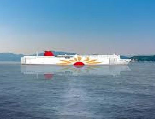 Wärtsilä wins Japanese ferry machinery package
