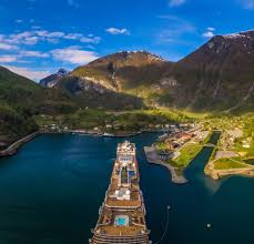 Flåm receives funding for onshore power supply