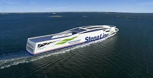Stena Line reduces CO2 10 years ahead of targets