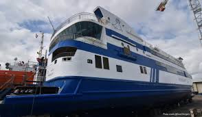 Damen completes local ferry repair project