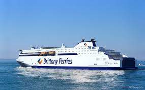Stena RoRo's E-Flexer 'Galicia' delivered to Brittany Ferries