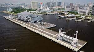 Tokyo 's new cruise terminal