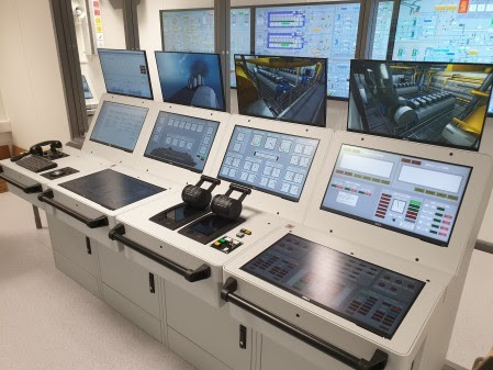 Cruise ferry module included in simulation package for German training institute
