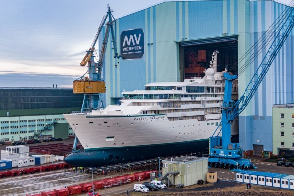 MV Werften receives German Government bailout