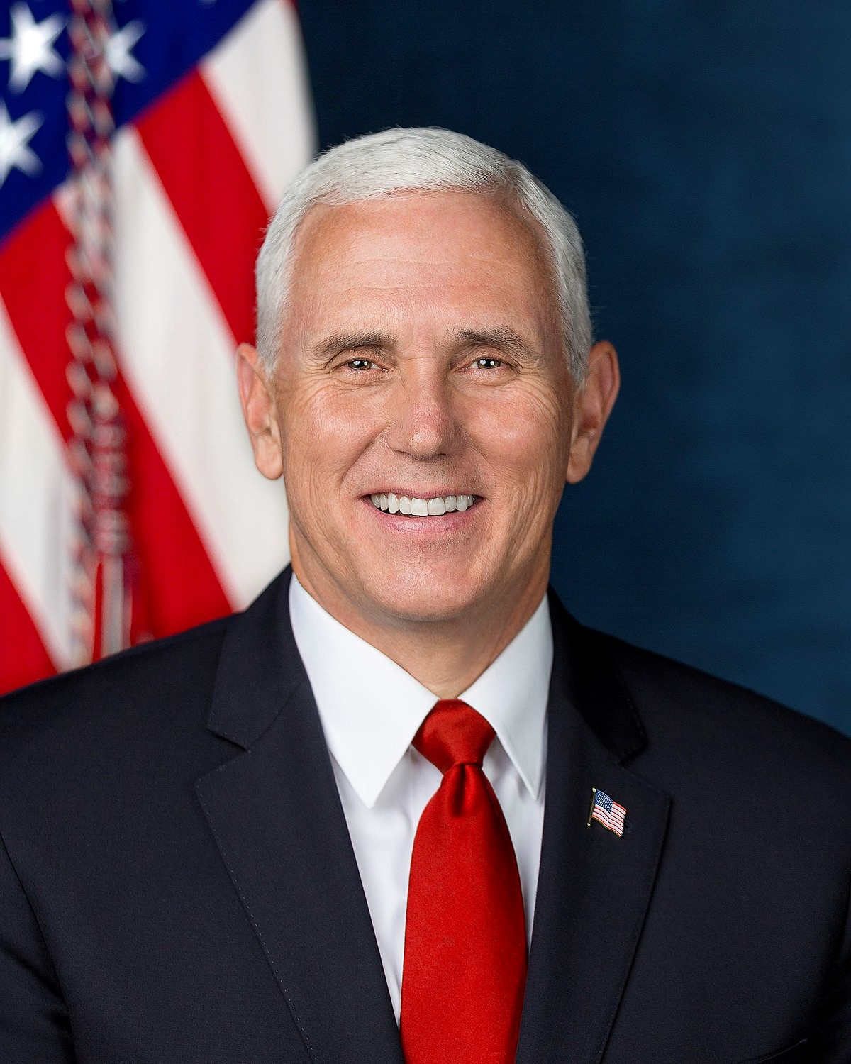 Cruise line CEOs talk with US Vice President Mike Pence
