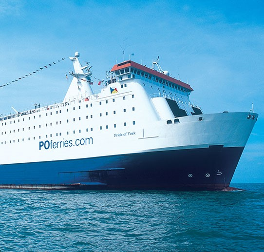 P&O Ferries to cull fleet