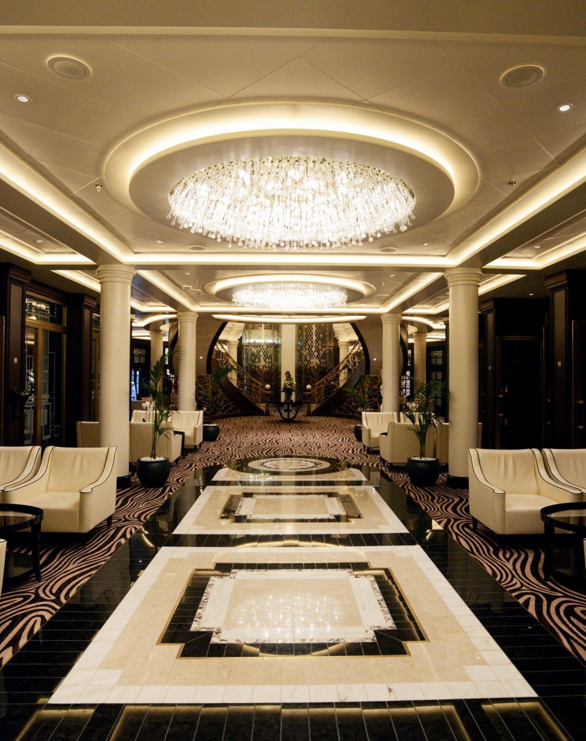 Third Regent Seven Seas newbuilding to be designed by Studio DADO