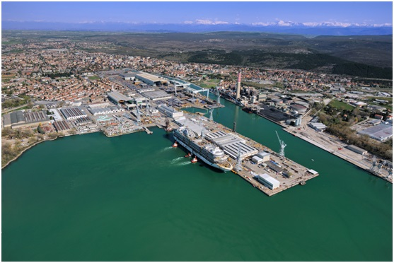 Fincantieri reports revenue hit
