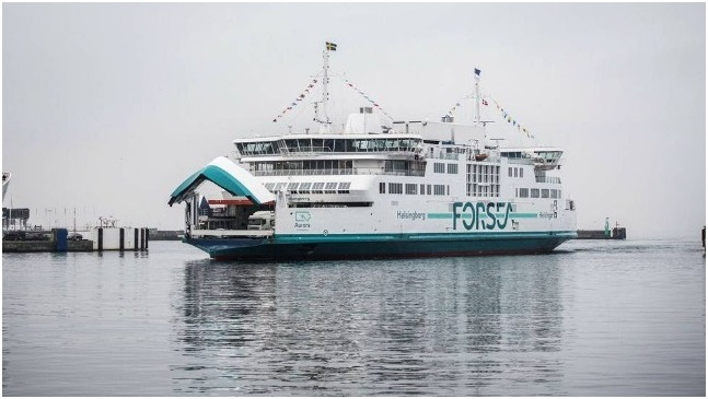 Forsea Ferries opts for Thordon's bearings
