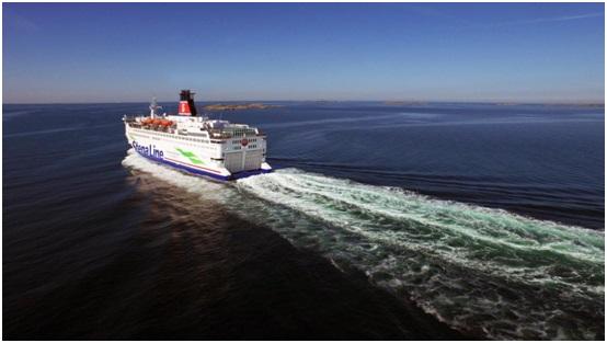 Stena temporarily halts Denmark/Sweden pax route