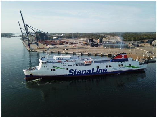 Stena moves into Norvik