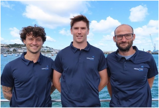 Viking Crew opens Guernsey office