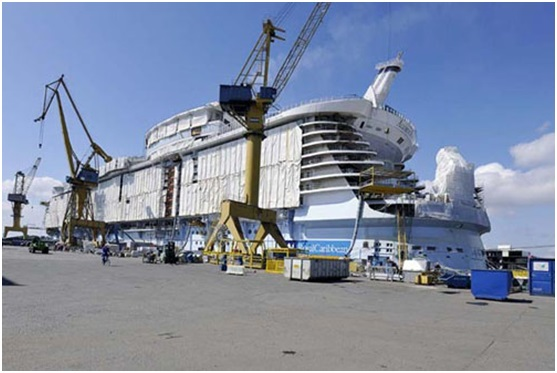 Royal Caribbean to raise more cash