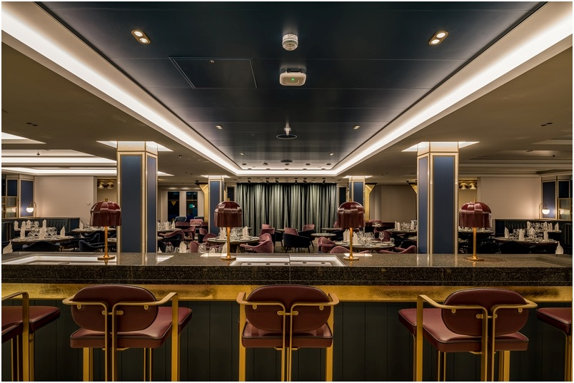 ALMACO completes Saga Cruises catering project