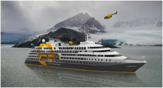 Quark Expeditions introduces rigorous COVID travel policy