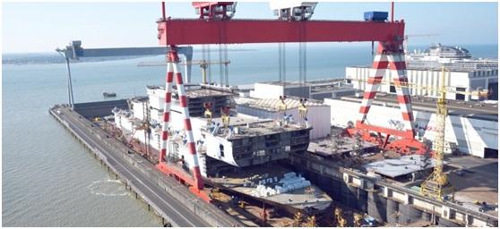 Chantiers de l'Atlantique's solid sail project gains momentum