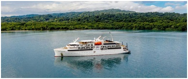 Insurance Group takes stake in Coral Expeditions