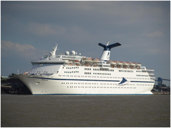 More cruise ships for recycling