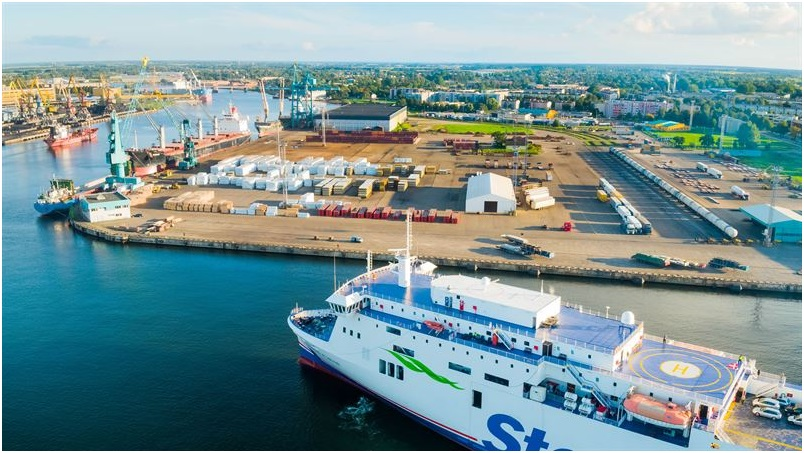 Stena Line signs long-term Ventspils contract