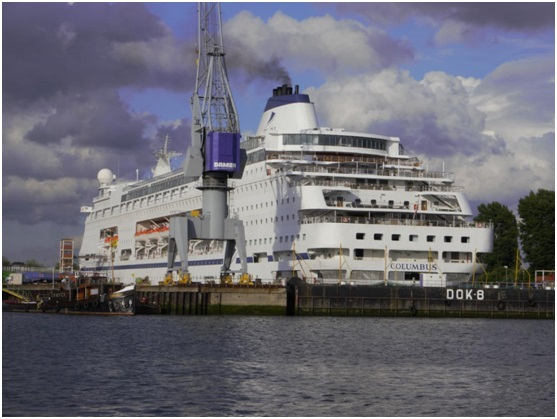 'Columbus' heads for Alang – NGO slams cruise ship sales