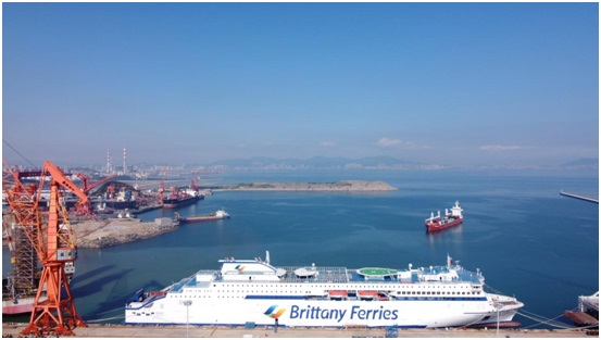 Brittany Ferries prepares for the future