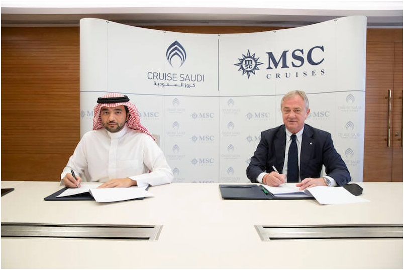 MSC to call at Saudi ports