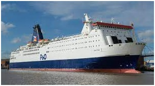 Grandi Navi Veloci acquires P&O Ferries