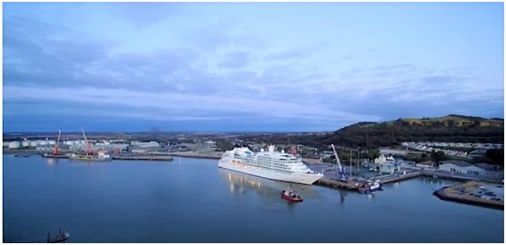 Shannon Foynes Port joins Cruise Europe