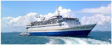 Veteran cruise ships sold for recycling