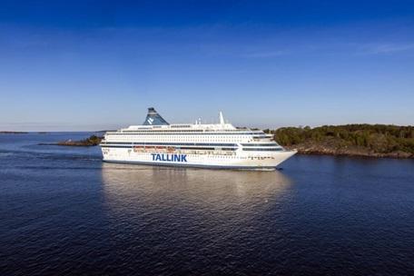'Silja Europa' to accommodate UK police during G7